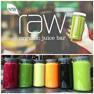 NW Raw Juice Bar, Ashland, Oregon - Reluctant Entertainer