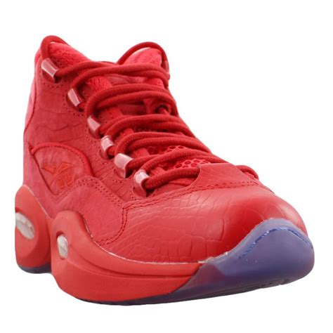 teyana taylor question shoes teyana taylor reebok question mid 12 weartesters