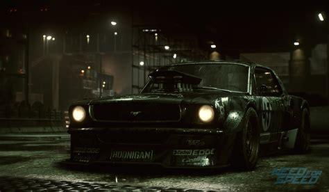 Ford Mustang Race Car Wallpaper HD