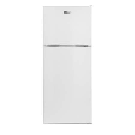Apartment Size Refrigerator With Freezer by Frigidaire Fftr1222qw 24 Quot Ada Compliant Apartment Size Top