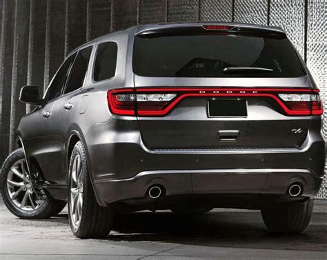 Dodge Durango Towing Capacity Of 2018 Update News