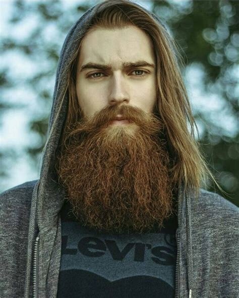 ultimate long beard styles rough