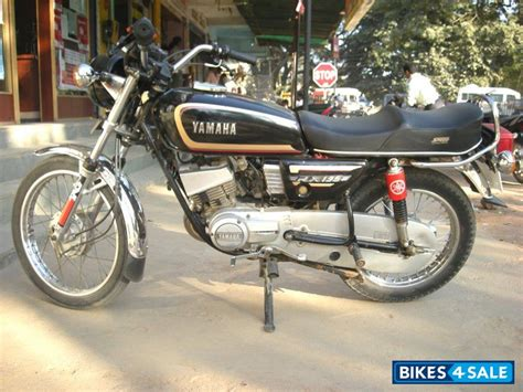 used 2000 yamaha rx 135 for sale in bangalore id 86574 black colour bikes4sale