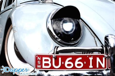 volkswagen bug modern style headlights dapper lighting