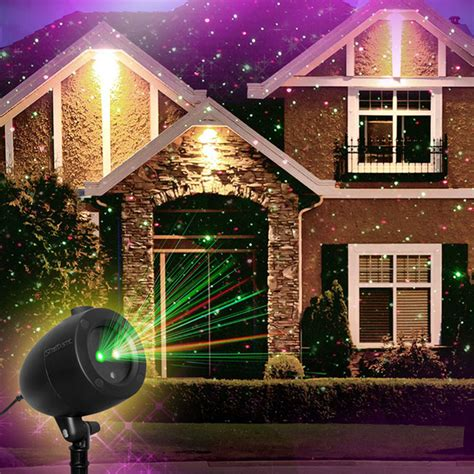 walgreens christmas lights projector startastic holiday laser light show 29 99 free shipping