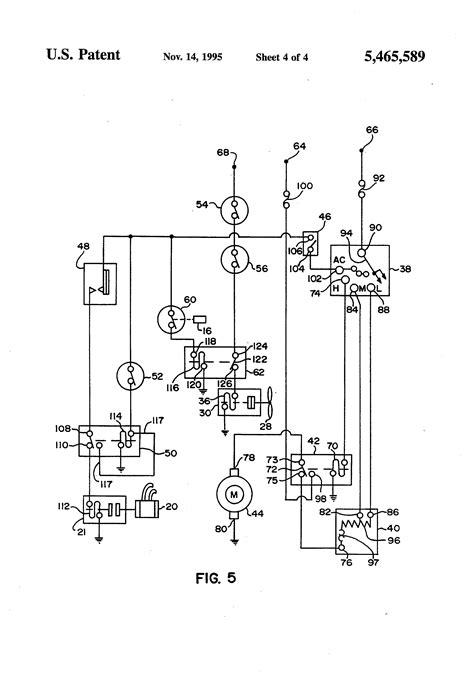 2006 International 9400i Ac Wiring Diagram by Patent Us5465589 Idle Automated A C System Patents