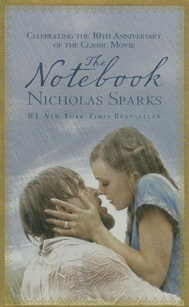 notebook von nicholas sparks englisches buch buecherde