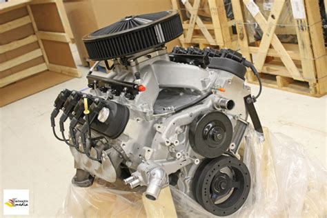 pace performance ls hp crate engine  edelbrock pro