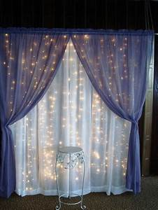 Fairy Light Arch Usa Cortinas De Tela Para Decorar Tu Fiesta Decoración