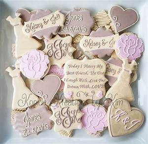 852 best images about wedding cookies on pinterest With decorated sugar cookies for weddings