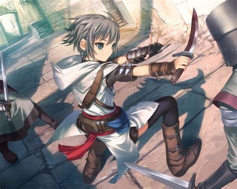Assassins Creed Fan Art Anime Amino