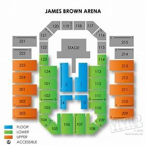 James Brown Arena Tickets