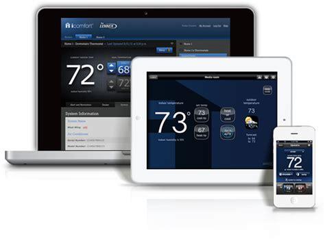 Mitsubishi Wireless Thermostat by Wireless Programmable And Non Programmable Thermostats