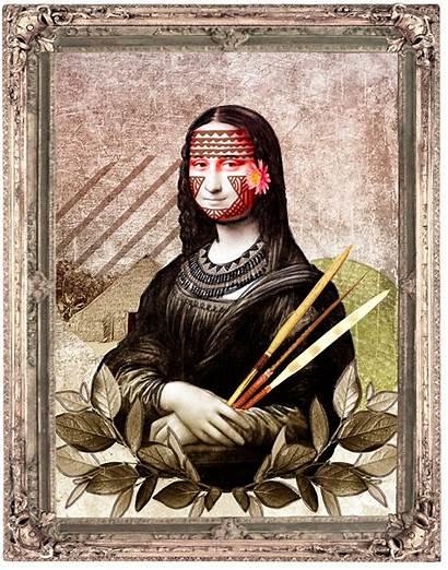 Indigenous Environmental Advocacy Artists Gioconda