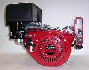 Honda Horizontal Engine 13 Hp Ohv Es 4 32 U0026quot  Tapered