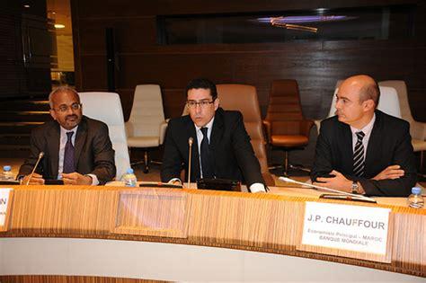 siege ocp casablanca adresse les deux défis du maroc diversification et emploi