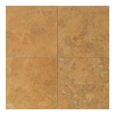how to put tile on wall in the kitchen daltile travertine gold 18 in x 18 in 9928
