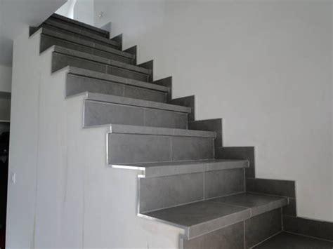 charmant nez de marche carrelage interieur 7 escalier r233alis233 avec des nez de marche en