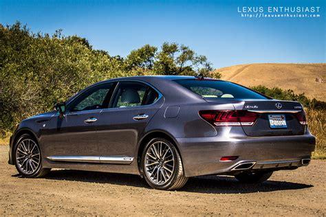 Lexus Enthusiast by Driving The 2013 Lexus Ls Lexus Enthusiast