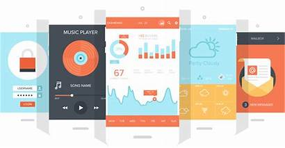 Ux Ui Portfolio Mobile Apps Ladezone Zum