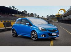 Opel Corsa OPC pricing and specifications photos