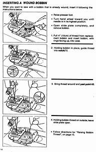 Singer 6234 Sewing Machine Threading Diagram