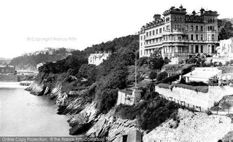 photo  torquay imperial hotel  francis frith