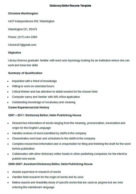25 best ideas about resume format on resume