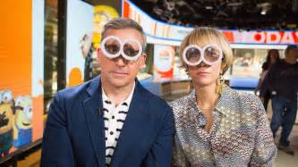 Steve Carell And Kristen Wiig Talk Despicable Me 3 In