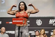 Former title contender Cat Zingano released from the UFC ...