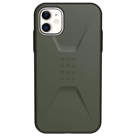 Urban Armor Gear Civilian Feather-Light iPhone 11 Case for ...