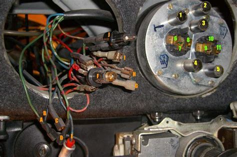 1975 911 Tach Wiring Diagram by How Do I Wire The Tach And The Temp Press Pelican
