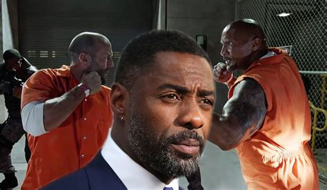 Idris Elba is Superhuman In new Fast and Furious ...