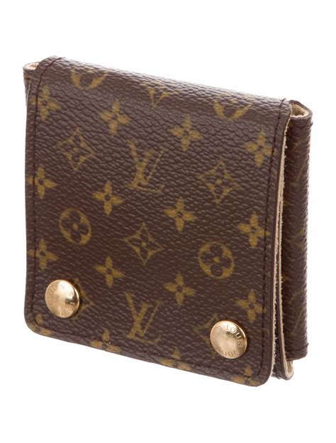 louis vuitton monogram jewelry case accessories