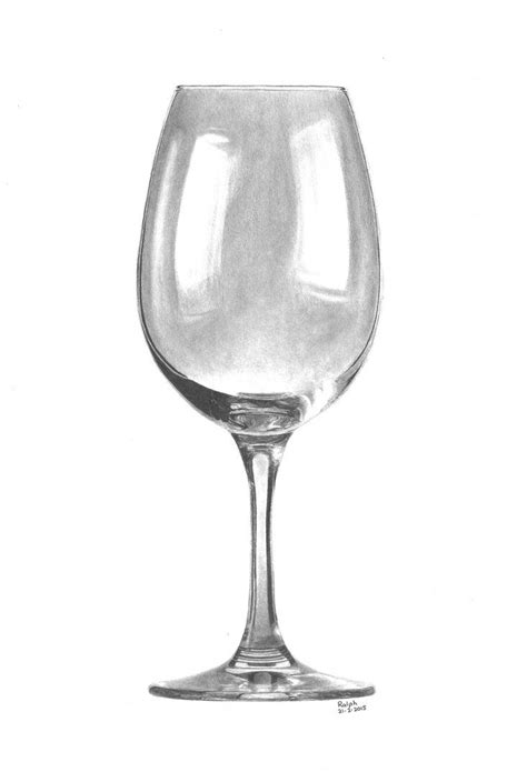 how to color glass wine glass by rotten ralph sketches drawings