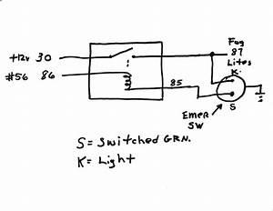 3 Prong Flasher Can Thesamba Ghia View Topic Emergency Hazard  U2013 My Wiring Diagram