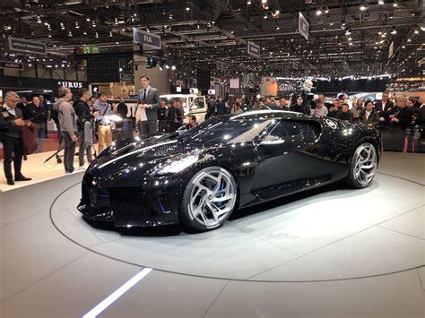 bugatti la voiture noire geneva pictures gallery  quick