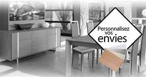 Chaise Mobilier De France : chaises de salle a manger mobilier de france ~ Teatrodelosmanantiales.com Idées de Décoration