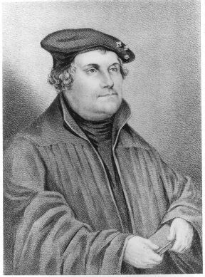 Martin Luther  Rediscovering Justification By Faith The