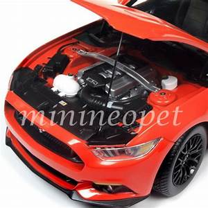 2016 Ford Mustang GT Coupe Orange Ltd 1002 Pcs 1/18 Diecast Car Autoworld AW242 for sale online ...