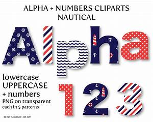 image gallery nautical letters With nautical themed letter art