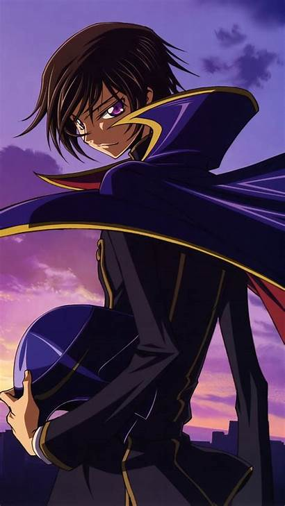 Geass Code Anime Wallpapers Mobile Iphone Android
