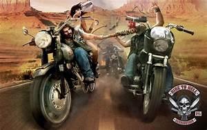 Biker Wallpapers - WallpaperSafari