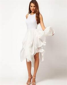 White summer dresses popular white summer dress for Womens summer dresses for weddings
