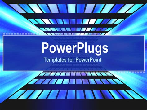 powerpoint template abstract digital animated background