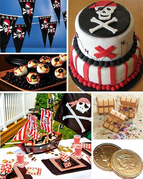 idee deco pirate anniversaire go 251 ter d anniversaire pirate goreception