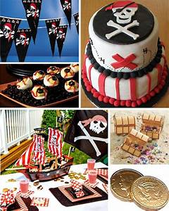 Deco Anniversaire Pirate : go ter d 39 anniversaire pirate goreception ~ Melissatoandfro.com Idées de Décoration