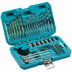 Makita P-90233 75-Piece Drilling, Driving and Accessory ...