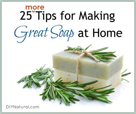 soap making tips  intermediate soap makers