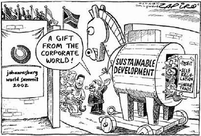 Cartoon Responsibility Corporate Horse Trojan Popular During